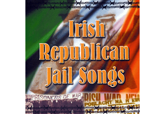 VARIOUS, Dublin City Ramblers - Irish Republican Jail Songs - (CD)