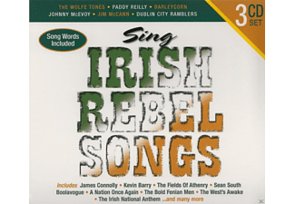 VARIOUS - Sing Irish Freedom - (CD)