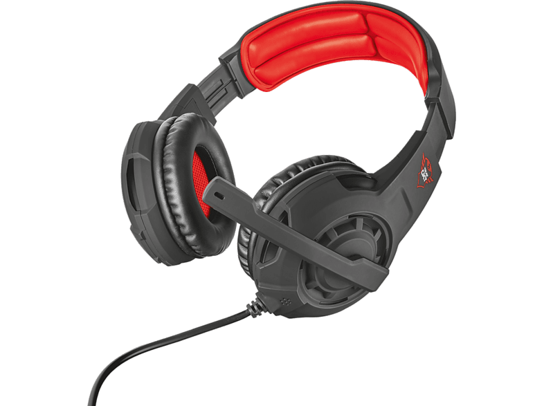 TRUST GXT 310 Gaming Headset - (21187) computing   tablets   offline ηχεία  headsets  webcams headsets gaming   offline