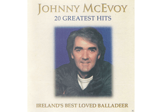 Johnny Mcevoy - 20 Greatest Hits - (CD)