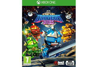 Super Dungeon Bros (EU) Xbox One