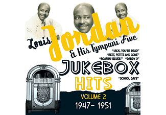 Louis Jordan, His Tympani Five - Vol. 2. Jukebox Hits 1947-51 - (CD)