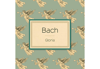 VARIOUS - Bach-Gloria - (CD)