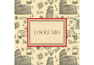 VARIOUS - O sole mio - (CD)