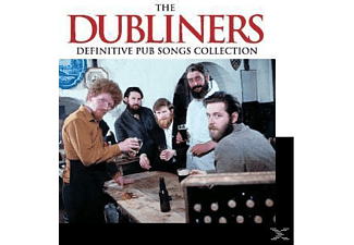 The Dubliners - Definitive Pub Songs Collection [CD]