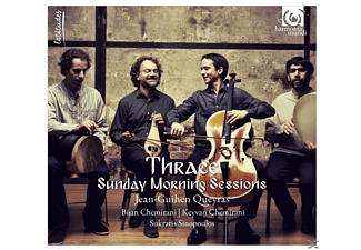 Thrace - Thrace-Sunday Morning Sessions - (CD)