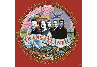 The Ian Campbell Fold Group - Complete Transatlantic Recordings - (CD)