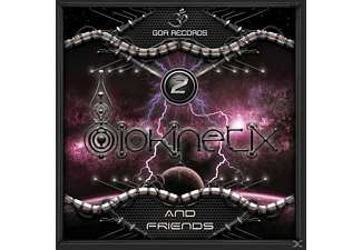 Biokinetix - Biokinetix And Friends 2 [CD]