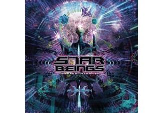 VARIOUS - Star Beings - (CD)