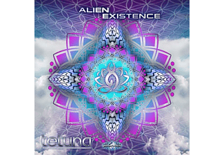 Tetuna - Alien Existence [CD]