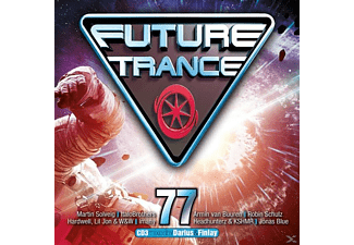 VARIOUS Future Trance 77 Electronica/Dance CD