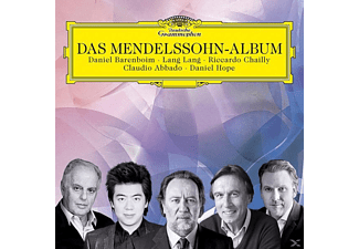Abbado/Barenboim/Chailly/Hope/+ - Das Mendelssohn-Album (Excellence) [CD]