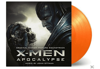 OST/VARIOUS - X-Men: Apocalypse (LTD Orange/Yello [Vinyl]