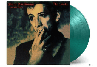 Shane & The Popes Macgowan - The Snake (LTD Transparent Green VI [Vinyl]