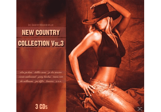 VARIOUS - New Country Collection Vol.3 - (CD)