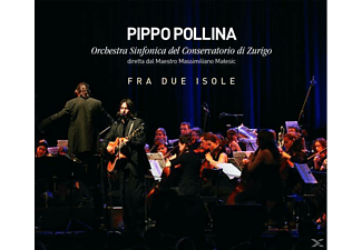 Pippo & Orchestra Sinfonica Pollina - Fra Due Isole [CD]