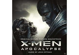 OST/VARIOUS - X-Men: Apocalypse - (Vinyl)