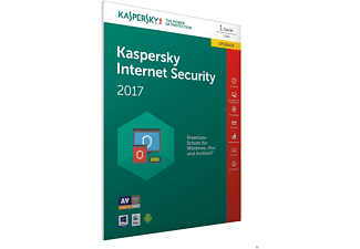 Kaspersky Internet Security 2017 Upgrade (Code in a Box) - FFP