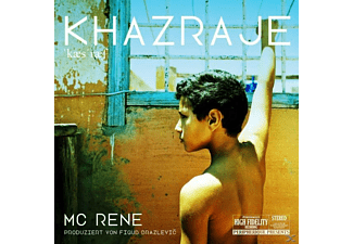 Mc Rene & Figub Brazlevic - Khazraje - (CD)