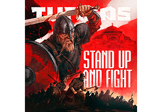 Turisas - Stand Up and Fight - dupla lemezes (CD)