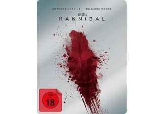 Hannibal - 15th Anniversary (Limited Steelbook) [Blu-ray]
