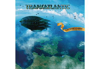Transatlantic - More Never Is Enough - Live @ Manchester & Tilburg 2010 (CD + DVD)