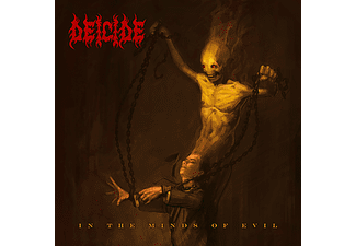 Deicide - In the Minds of Evil - Deluxe Edition (CD)