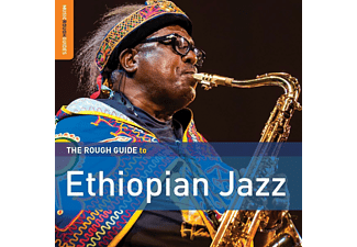 Rough Guide - Rough Guide: Ethiopian Jazz - (CD)