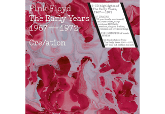 Pink Floyd - The Early Years 1967 – 1972 Cre/ation - (CD)