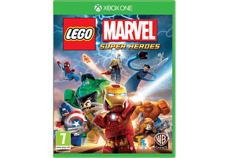 Xbox One LEGO Marvel Super Heroes Xbox One