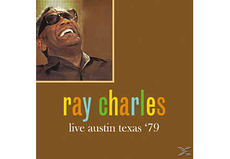 Ray Charles - Live Austin Texas 79 [CD]