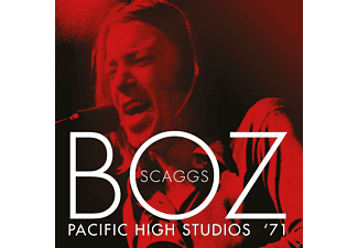 Boz Scaggs - Pacific High Studios 71 [CD]