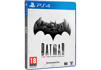 Telltale´s Series Batman PS4