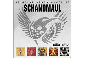 Schandmaul - Original Album Classics [CD]