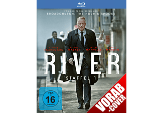 River - Staffel 1 - (Blu-ray)
