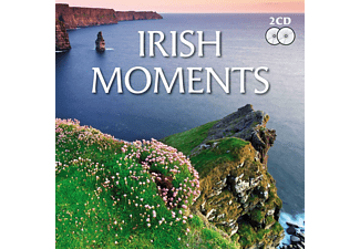 Irish Moods Orchestra - Irish Moments 2 - (CD)