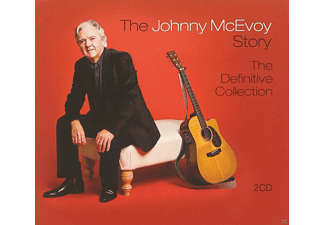 Johnny Mcevoy - The Johnny Mcevoy Story - The Definitive Collection - (CD)