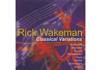 Rick Wakeman - Classical Variations - (CD)