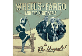 FARGO,WHEELS/NIGHTINGALE,THE - At The Hayride! [CD]