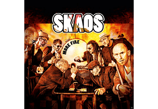 Skaos - More Fire [CD]