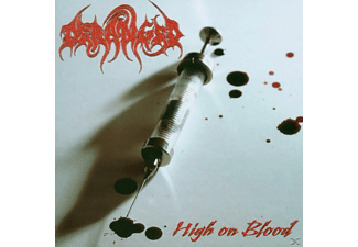 Deranged - High On Blood - (CD)