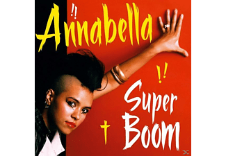 Annabella (bow Wow Wow) Lwin - Super Boom [CD]