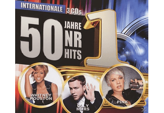 VARIOUS - 50 Jahre-Die internationalen Hits [CD]