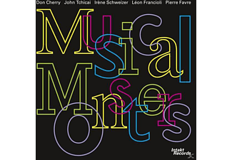VARIOUS - Musical Monsters - (CD)