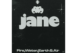 Jane - Fire, Water, Earth & Air [CD]