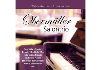 Obermüller Salontrio - Locker vom Hocker - (CD)