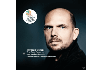 Jaap Van Zweden - The Four Seasons [CD]