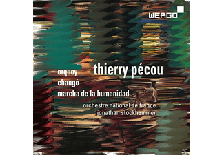 Orchestre National De France - Orquoy/Chango/Macha De La Humanidad [CD]