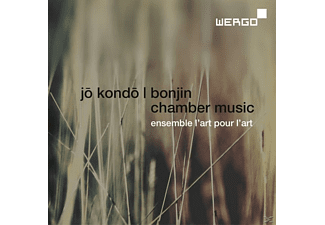 Ensemble L'art Pour L'art - Bonjin.Chamber Music [CD]