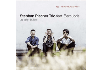 Stephan Plecher Trio - Jungfernballett - (CD)